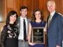 Omicron Delta Kappa Foundation Leadership Awards - 2018