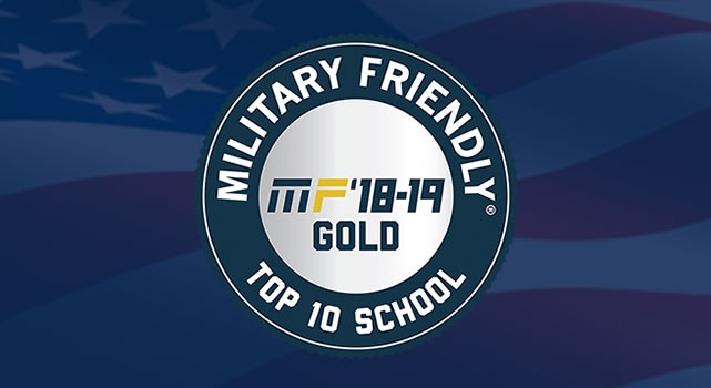 LSU Earns 2018-2019 Military Friendly© School Designation