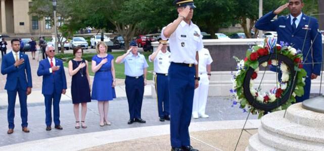 LSU Memorial Day Observance