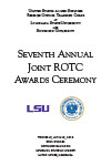 Seventh Annual Joint ROTC Awards Ceremony 2018