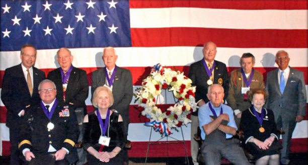 LSU Salutes 2019 – 8 Inducted into Military Hall of Honor